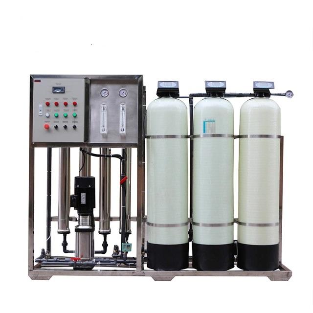 Hệ thống lọc nước edi ngành dược phẩm 1000L/h