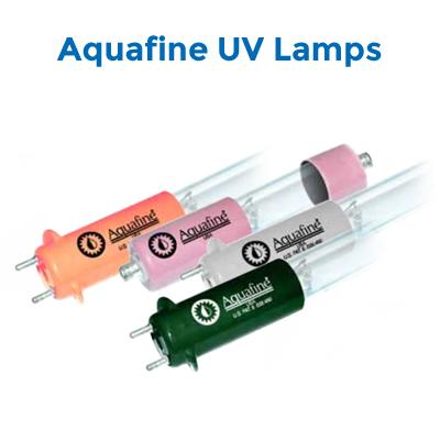 Các loại bóng đèn UV thương hiệu Aquafine