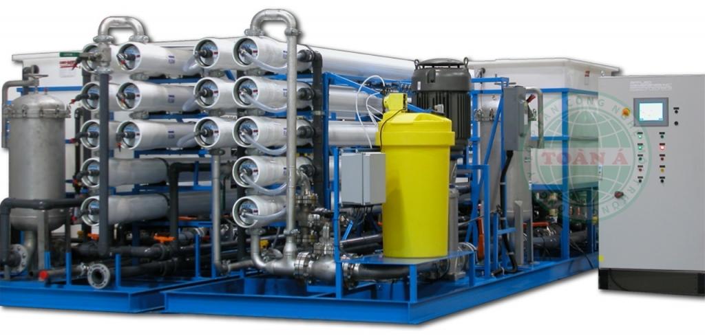 hệ thống lọc nước EDI cho ngành xi mạ