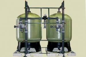 Hệ lọc tổng công suất 40m3/h