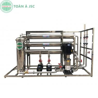 Hệ thống lọc nước uống tinh khiết RO 6000lh
