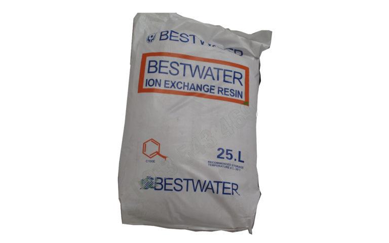 Hạt trao đổi ion thương hiệu Bestwater
