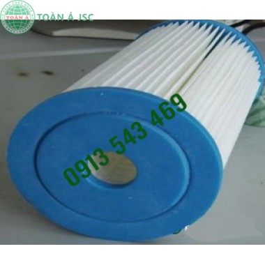 Lõi lọc nước PVDF dạng giấy xếp