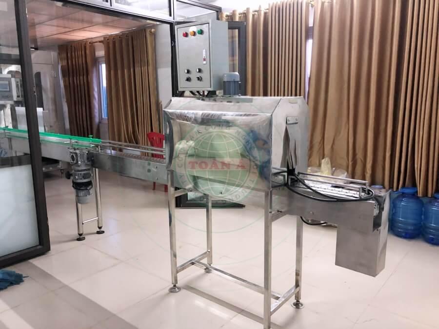 Hệ thống xử lý nước RO tinh khiết 2000L/h đóng bình, đóng chai