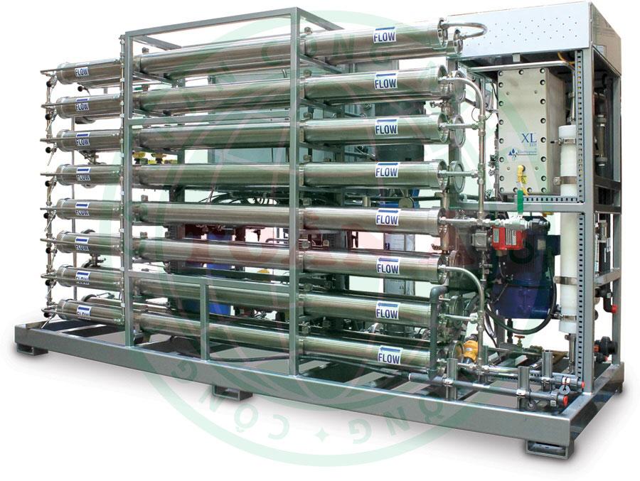 hệ thống xử lý nước ro cho y tế bệnh viện