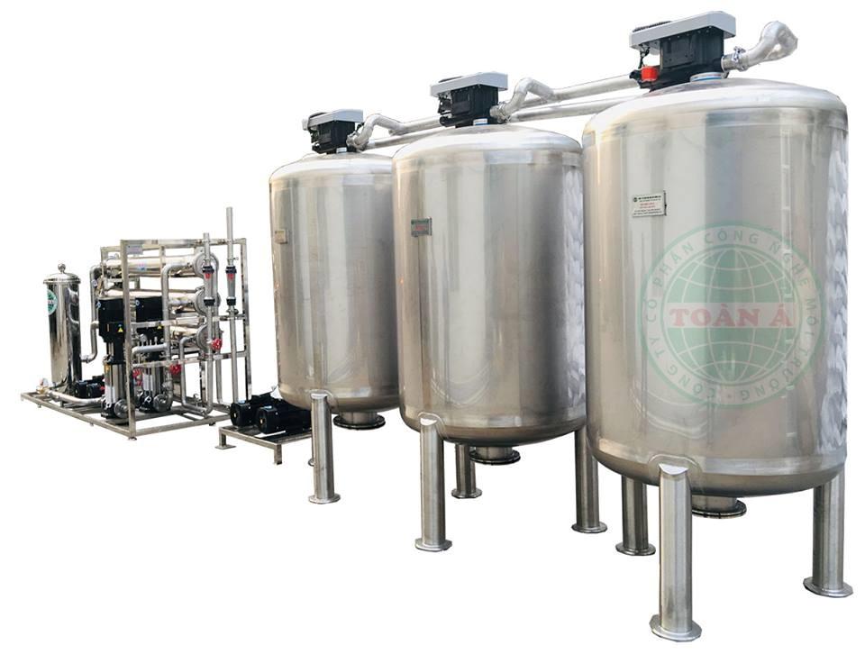 Hệ thống lọc nước RO 6m3/h