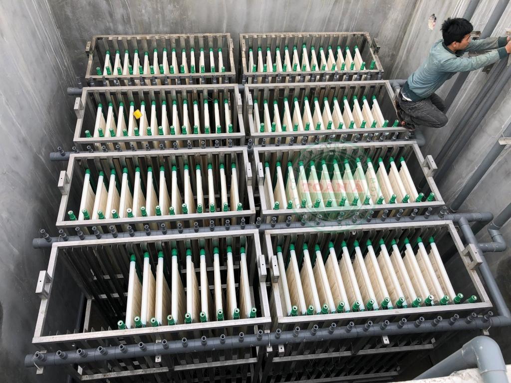 Hệ thống xử lý nước thải CÔNG TY MCNEX NINH BÌNH