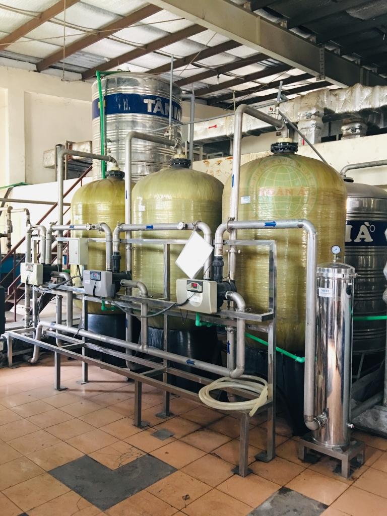Hệ thống xử lý nước RO công suất 4m3/h 3