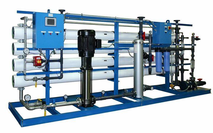 hệ thống lọc nước ro 3000l/h
