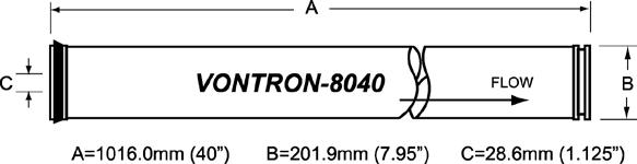 Mang Vontron 8040
