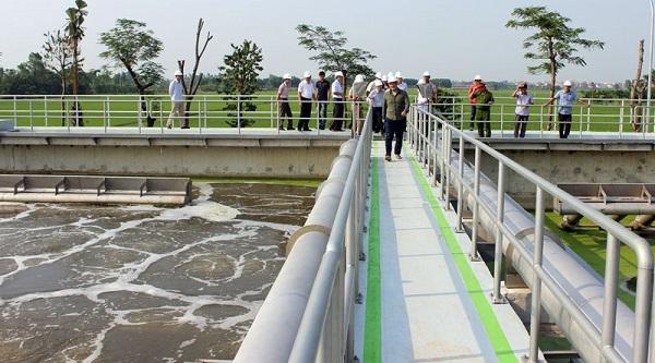 Xử lý nước thải tại các làng nghề ở Việt Nam