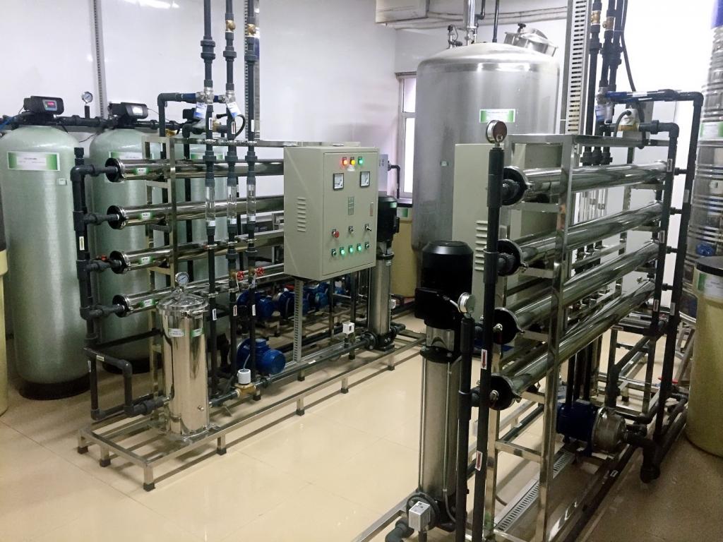 hệ thống xử lý nước RO 1200l/h