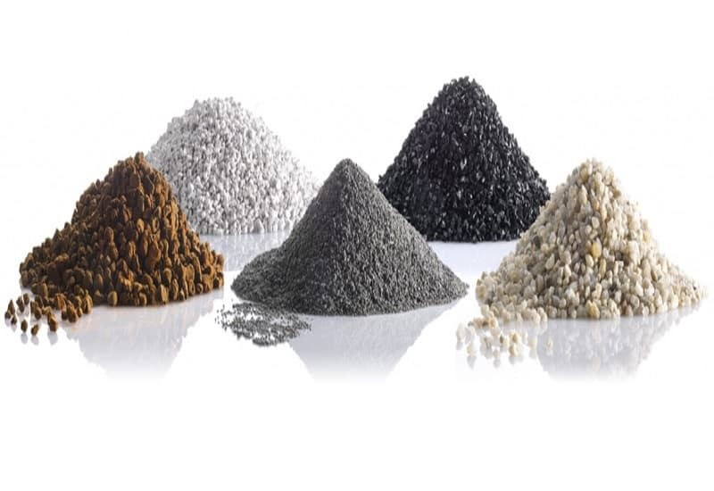 công dụng của cát lọc nước
