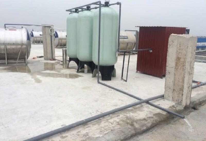 Ứng dụng hệ thống lọc nước giếng khoan