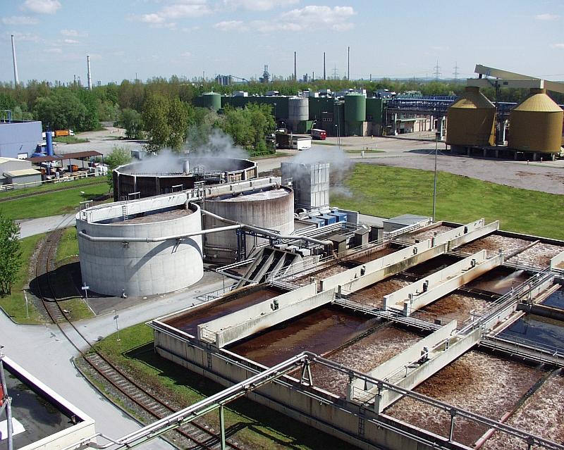 Tìm hiểu phương pháp xử lý nước thải sinh hoạt hóa lý kết hợp sinh học hiếu khí