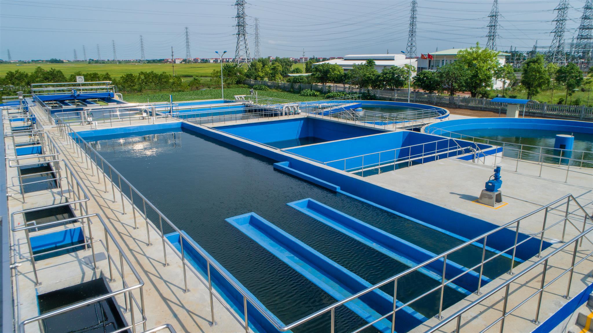 Xử lý nước thải để tái sử dụng