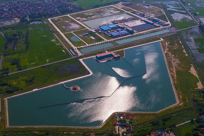 Giới thiệu công nghệ xử lý nước cấp từ nguồn nước mặt
