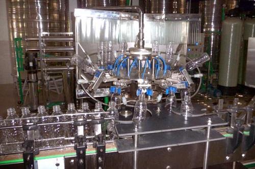 Hệ thống xử lý nước khoáng đóng chai tiêu biểu nhất hiện nay