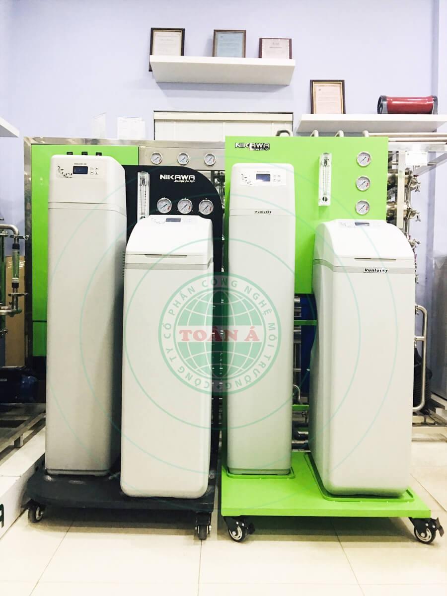 Hệ thống lọc nước đầu nguồn gia đình UF - TA1000