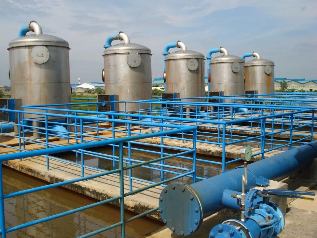Dịch vụ nâng cấp hệ thống xử lý nước thải
