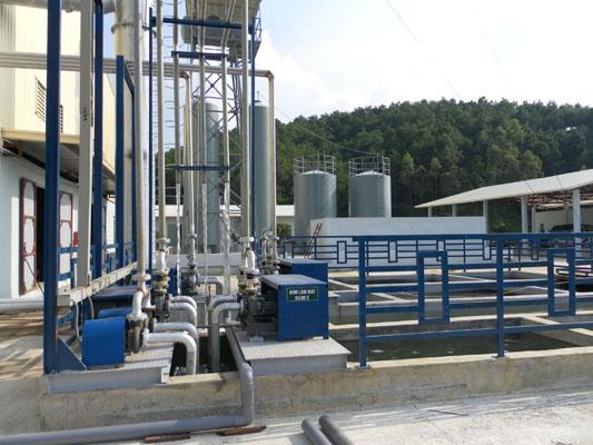 Hệ thống xử lý nước thải nhiễm dầu