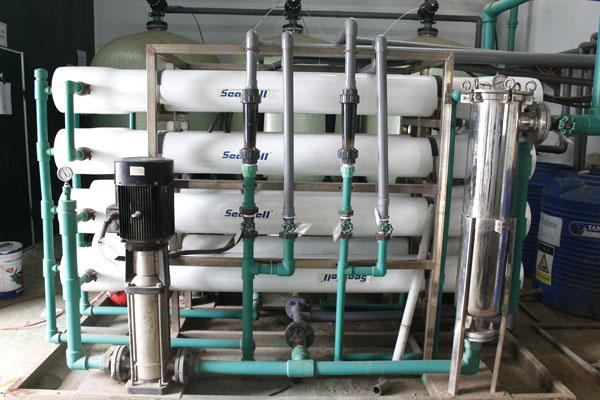 hệ thống xử lý nước thải phòng thí nghiệm