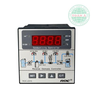 ộ đo và điều khiển độ dẫn điện hệ RO ROC-2315