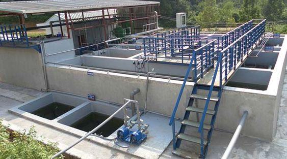 dịch vụ xử lý nước thải giặt là do Toàn Á cung cấp