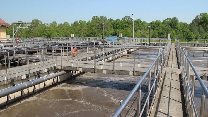 Hệ thống xử lý nước thải mì ăn liền
