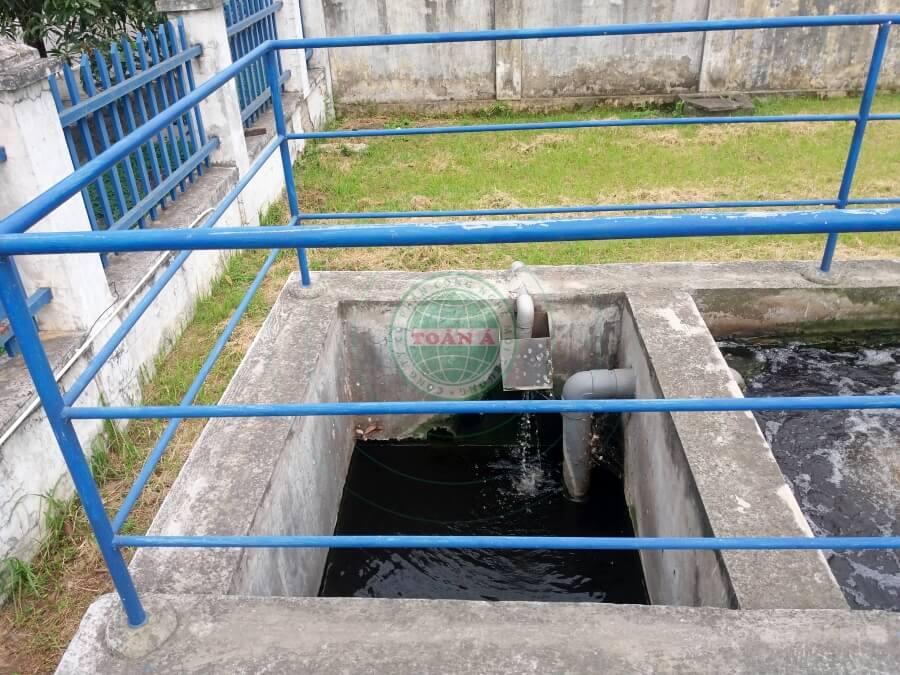 Hệ thống xử lý nước thải sinh hoạt - Katolec 60m3/ngày đêm