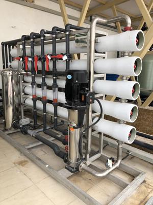 Xử lý nước thải bằng công nghệ lọc nước RO Công nghiệp