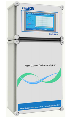 THIẾT BỊ ĐO OZONE POZ-8300