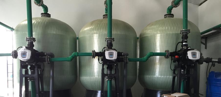 Hệ thống xử lý nước thải công nghiệp 500m3/ngày đêm- MCnex-Ninh Bình