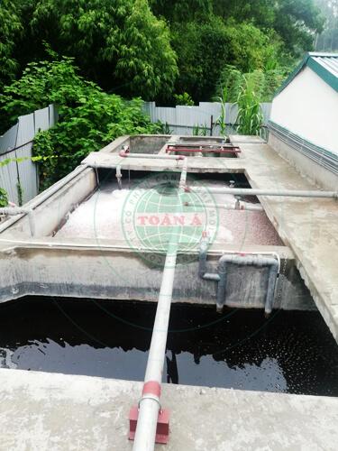Hệ thống xử lý nước thải Dược phẩm 50m3/ngày đêm