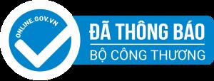 Website Toàn Á JSC đã thông báo Bộ Công thương