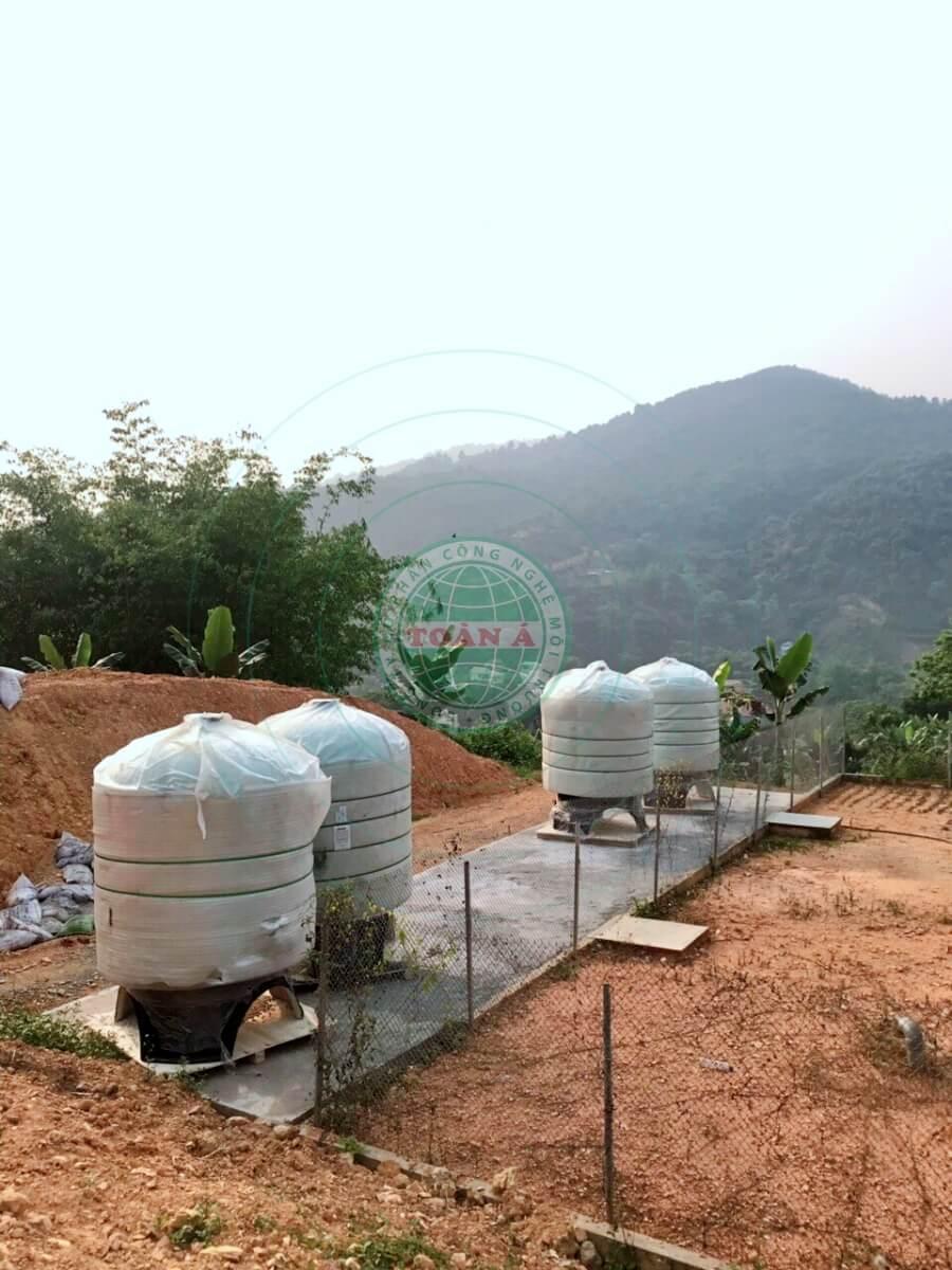Nuoc Sach Nong Thon Bao Lac 120m3 2