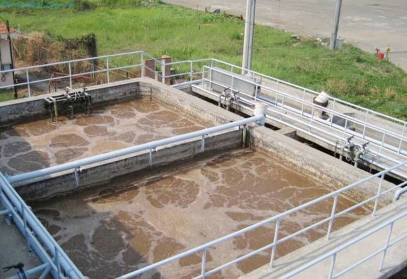 nước thải sản xuất chất bán dẫn là gì