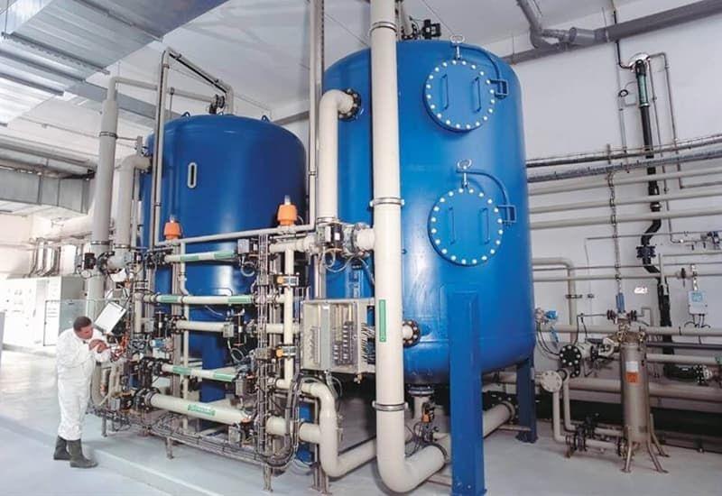 Phương pháp xử lý nước thải chất bán dẫn