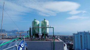 Xu Ly Nuoc Cap Sinh Hoat 10m3.h Quang Ninh