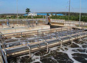 Hệ thống xử lý nước thải sản xuất giấy