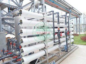Các hệ thống công nghiệp cần đến dịch vụ thiết kế hệ thống xử lý nước