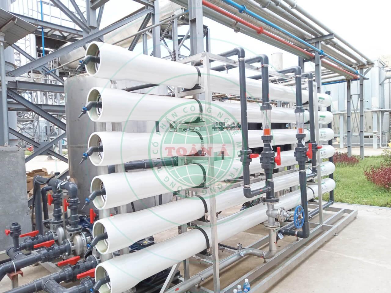 Hệ thống xử lý nước RO