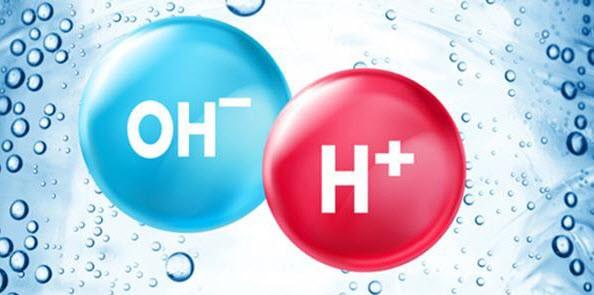 Nước khử ion không dẫn điện