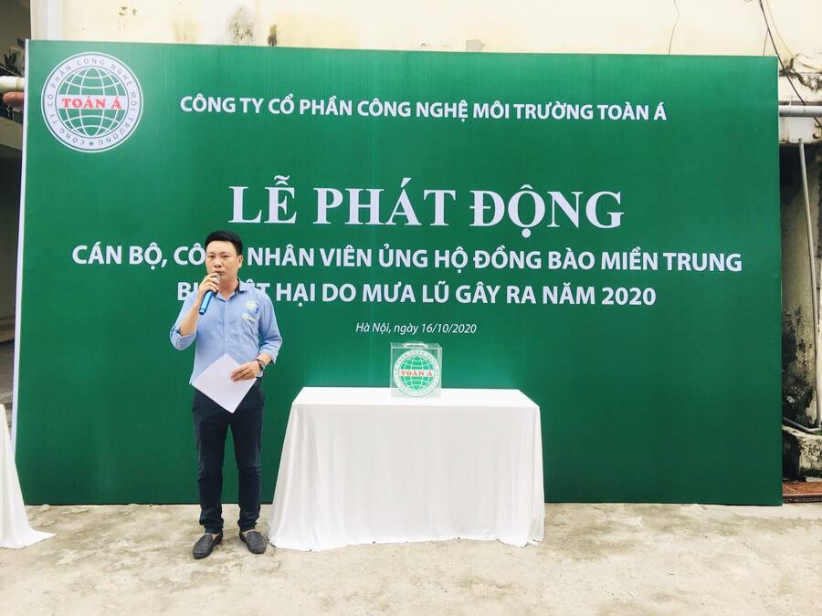 Ung Ho Dong Bao Mien Trung Lu Lut 4
