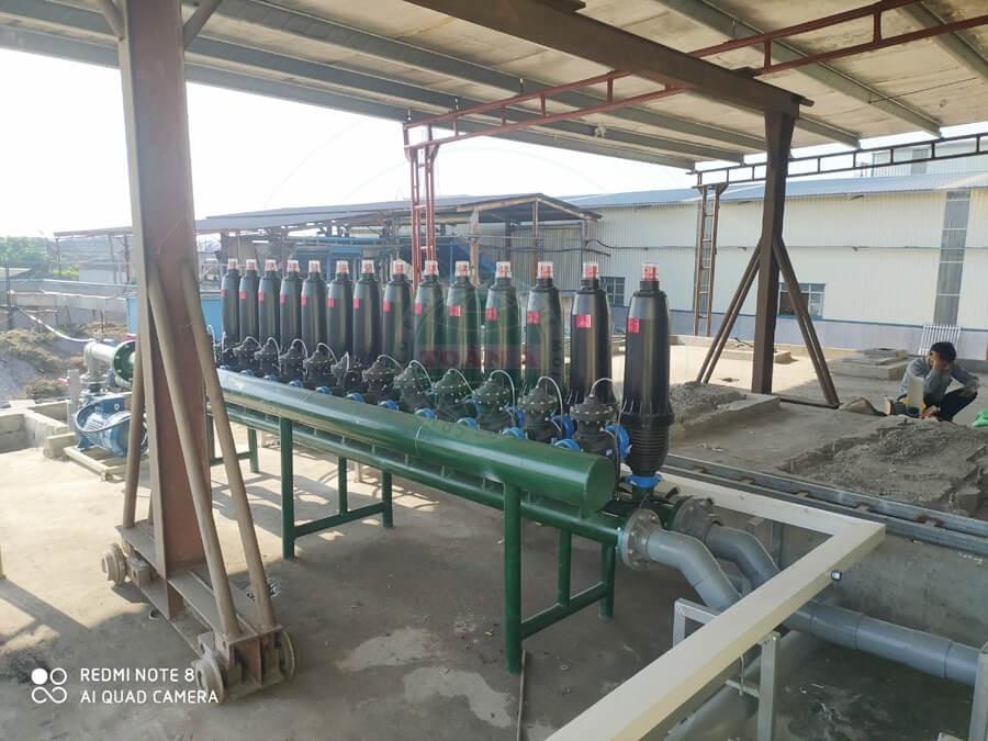 Hệ thống xử lý nước mặt cho sản xuất giấy