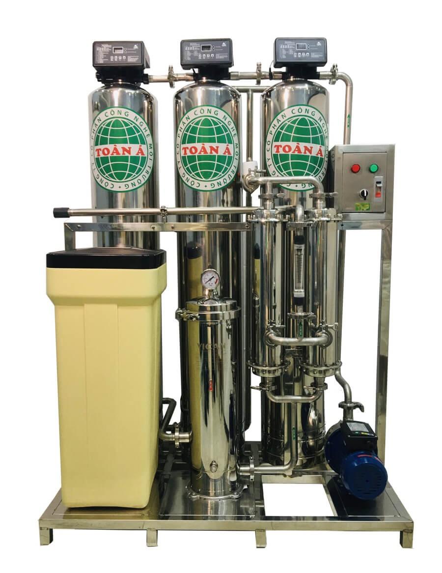 Hệ thống lọc tổng NKW/ST - VN03 - dạng cột inox