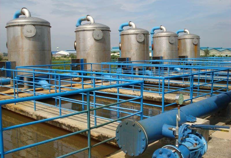 hệ thống xử lý nước thải công nghiệp là gì