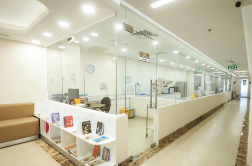 Dịch vụ phòng khám phát triển mạnh