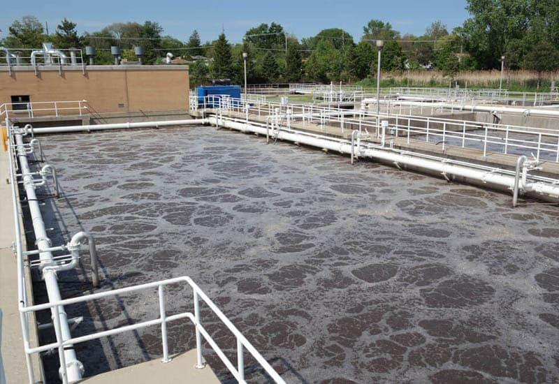 xử lý nước cơ học công nghiệp