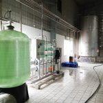 Xử lý nước RO sản xuất đồ uống đảm bảo chất lượng